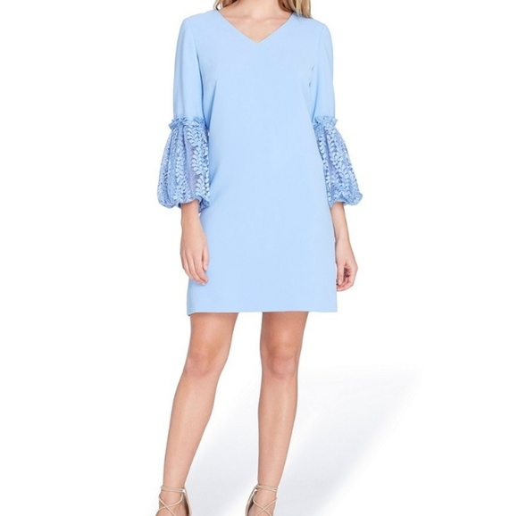 6b6bf8815fe4 Tahari Dresses | Embroidered Shift Dress | Poshmark